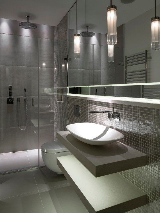 Banyo Dekorasyonu Nasıl Yapılır Yedİg 220 N