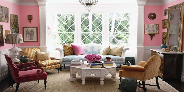 Eklektik Ev Dekorasyon Örnekleri | YEDİGÜN