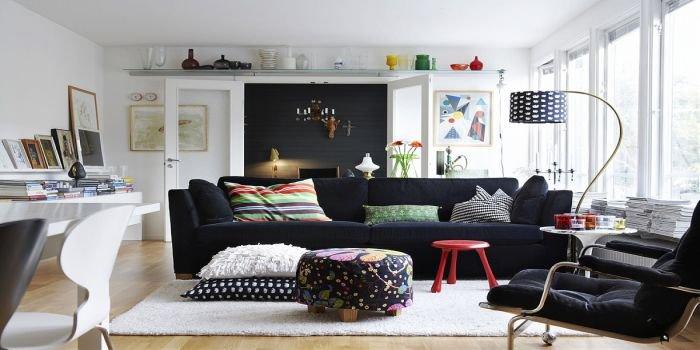 20 White Living Room Furniture Ideas  ELLE Decor